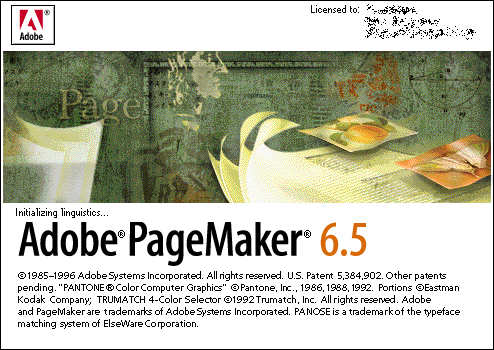 Подготовка публикаций Adobe PageMaker 6.5 Plus(rus)