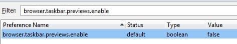 Как отключить в Windows 7 просмотр вкладок.