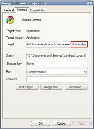 Использование Google Chrome для безопасного просмотра веб-страниц.