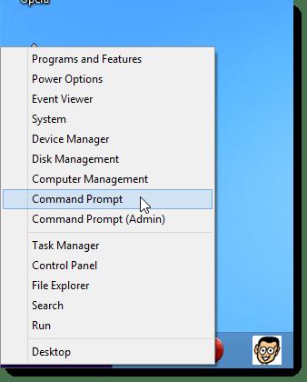 Способы получить доступ к опции меню Boot Windows 8.