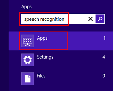 speech-recognition-and-select-apps-windows8