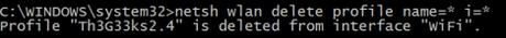wlan-delete-profile-name