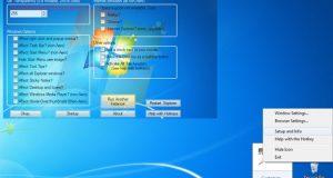 Windows тема