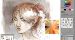 Рисунок в программе