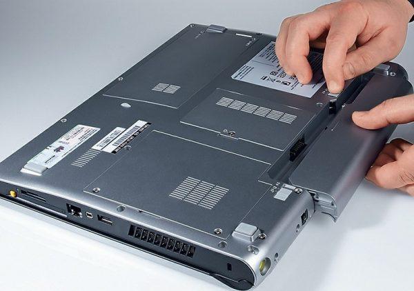 аккумулятор ноутбук