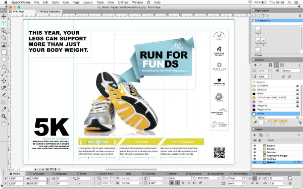 QuarkXPress